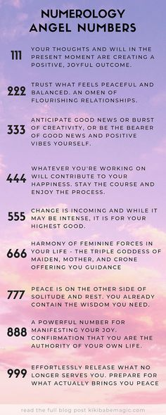 The Meaning of Angel Numbers & 111 222 333 444 555 666 777 888 999 & What Is Numerology? & Babe Magic & Beauty Wellness Magic Source by The post Numerology Angel Numbers appeared first on Cherise on Attraction. Numerology Numbers, Astrology Numerology, Numerology Chart, Aquarius Astrology, Libra, Life Challenge, Reiki, Age Of Mythology, Angel Number Meanings