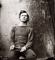 Lincoln Assassination Conspirator Lewis Powell.
