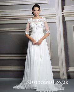 mother's day gift, prom dress, white/lace reference:DLQ31218