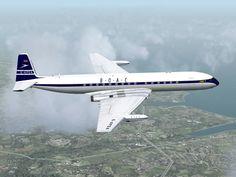 Commercial Plane, Commercial Aircraft, Aviation Image, Civil Aviation, British Airline, British Airways, Spitfire Model, De Havilland Comet, Tupolev Tu 144