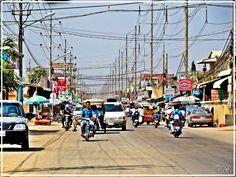 Ist Phnom Penh Kambodschas Wilder Westen?