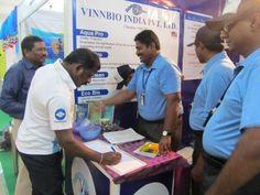 Customers feedbak at Vinnbio Expo