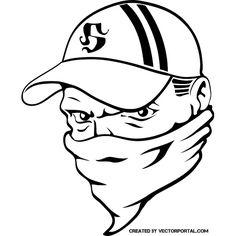 Hooligan Free Vector – Graffiti World Tatouage Ultras, Titanic Tattoo, Cartoon Character Tattoos, Ultras Football, Football Tattoo, Eagle Wallpaper, Anchor Tattoo Design, Casual Art, Football Casuals