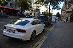 Audi RS7 Sportback. Fb: Gumbal Audi Rs7 Sportback
