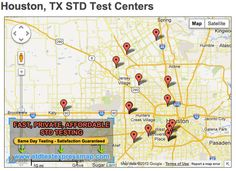 STD Testing Houston