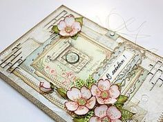How to Make a Delicate Greeting Card