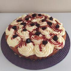Συνταγή για_ Σιροπιαστή_ τάρτα_ λεμονιού_ με τυρί κρέμα_ Cake, Desserts, Food, Pies, Tailgate Desserts, Deserts, Kuchen, Essen, Postres