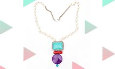 Editor's Pick: Mansi's Eclectic Statement Necklace | Hauterfly