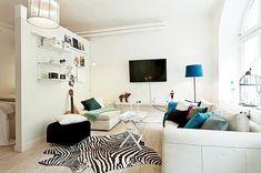 interieur inspiratie kleine woonkamer | Interieur Ideeën