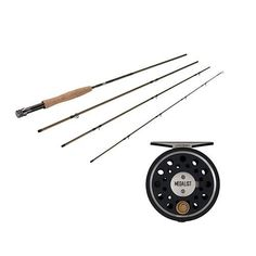 fenwick Eagle 9' Rod with 7/8-8 WT Pflueger Medalist Fly Kit * To view further for this item, visit the image link.