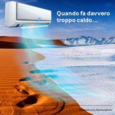 Scegli il clima ideale, climatizzatori #Samsung