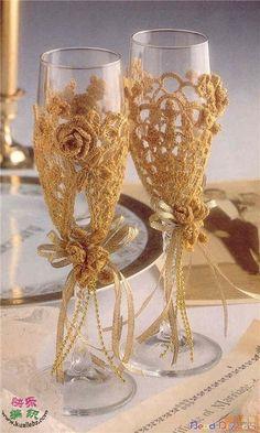 Свадебные бокалы. Комментарии : Дневники на КП