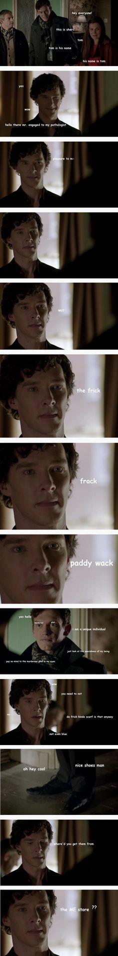 OMG!! I love: wut.. the frick... frack... paddy wack...