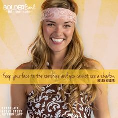 Be the Bold, Beautiful You in a Bolder Band Headband!