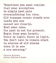 Recovery Poems, Poetry Quotes, Me Quotes, Intuition, Victoria Erickson, Good Morning Sunshine, English Words, Photo Quotes, Spiritual Quotes