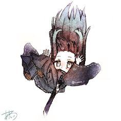 Kimetsu no Yaiba [Doujinshi] - RenTan - Page 2 - Wattpad Anime Chibi, Kawaii Chibi, All Anime, Kawaii Anime, Manga Anime, Anime Art, Anime Angel, Anime Demon, Demon Slayer