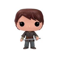 Funko Pop Arya Stark - Game of Thrones - Loja Mundo Geek