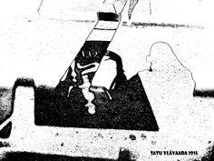 Työttömän valokuvaajan opas: Walk like Egyptian / Shadow Selfie