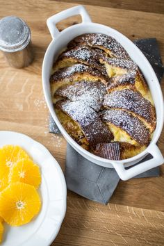 Birthday Cake Bread Pudding | Recipe | Bread Puddings, Bread Pudding ...