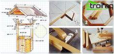 Ako vytvoriť dom pre studne s rukami