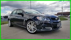 (eBay Advertisement) 2014 Chevrolet SS 2014 Chevy SS with only 26k miles local trade 6.2 V8 Chevy Ss Sedan, Family Cars, 2014 Chevy, Chevrolet Ss, American Muscle Cars, Cool Suits, Vehicles, Ebay, Car