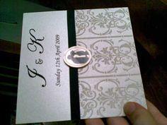 diseños de tarjetas de invitacion para bodas creativas - Buscar con Google