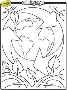 Save The Earth Coloring Pages Our Day Page For Kids Printables Free