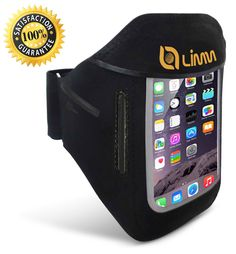 Amazon.com: Limm Sport Armband for iPhone 6/6s and Samsung Galaxy S6/S5/S4 - Designed for Running & Working-Out in Comfort - For Men and Women: Cell Phones & Accessories