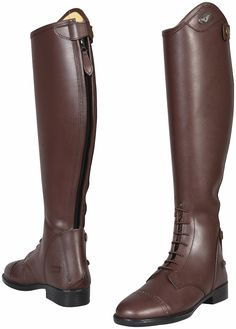 Shop here for brown field boots for women. TuffRider's Keswick Field Boots are reasonably priced tall, brown riding boots that will fit any budget. Horse Riding Boots, Riding Hats, Brown Riding Boots, Tall Riding Boots, Tall Boots, Riding Helmets, Riding Gear, Horse Tack, Cowgirl Boots