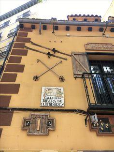 En El Rastro, Madrid