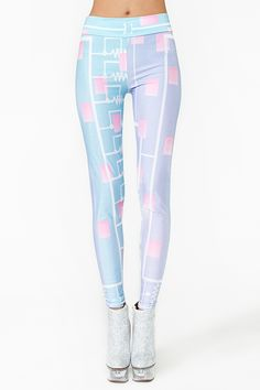 Cybernaut Leggings