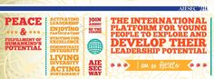 Facebook cover image. Join #AIESEC!
