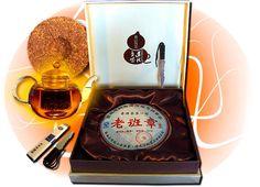 "Чай - Шу Пуэр ""С горы Бан Чанг"" (Ban Chang) (357гр.)"