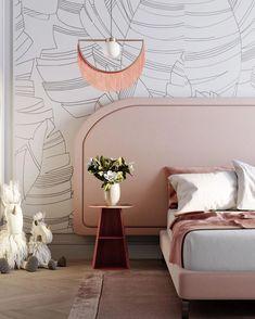 37 Extraordinary Kids Bedroom Design Ideas That Will Make Kids Happy Easy Home Decor, Home Decor Trends, Decor Ideas, Girls Bedroom, Bedroom Decor, Bedroom Ideas, Wall Decor, Paint Decor, Glam Bedroom