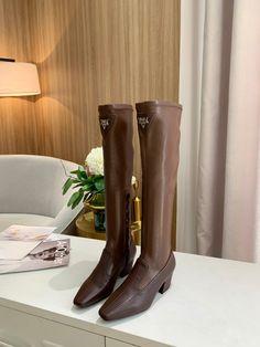 Louis Vuitton over knee thigh high boots Louis Vuitton Shoes, Thigh High Boots, Thigh Highs, Riding Boots, Thighs, Fashion, Horse Riding Boots, Moda, Louise Vuitton