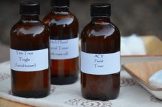 The Tasty Alternative: All Natural Homemade Facial Toner Recipes