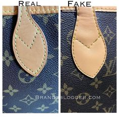How To Spot A Fake Louis Vuitton Neverfull Bag for all sizes. In this article we have explained in a few simple how not to be frauded by fake products. Zapatos Louis Vuitton, Louis Vuitton Nails, Louis Vuitton Monogram, Louis Vuitton Vintage, Louis Vuitton Designer, Designer Totes, Designer Bags, Louis Vuitton Backpack, Louis Vuitton Handbags