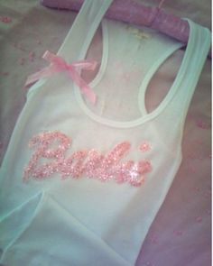 barbie shirt diy I HAVE TO MAKE THIS. kinda cute.