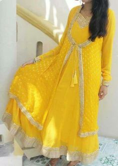 Anarkali Frock Suits Designs
