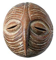 Luba Masks