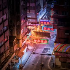Cyberpunk inspired, ultraviolet photography of Hong Kong, Shenzhen and Seoul at midnight   Creative Boom