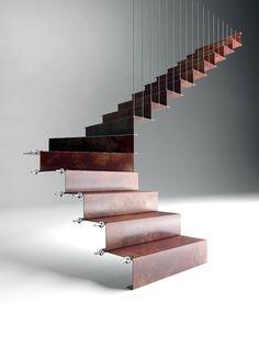 Peldaños de escaleras.Todo lo que debes saber.
