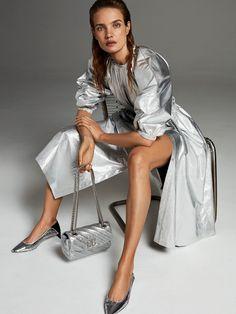 Porter Magazine March 2018 Natalia Vodianova by Alique - Fashion Editorials