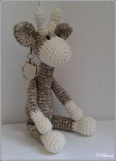 Sils Corner Haken Gratis Patroon Nederlands Patroon Mini Giraf
