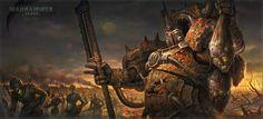 Chaos (Wh 40000),Warhammer 40000,warhammer40000, warhammer40k, warhammer 40k, ваха, сорокотысячник,фэндомы,Typhus the Traveller,Death Guard,Nurgle,plague zombies,plague marine