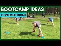 Boot Camp For Kids, Cone Drills, Boot Camp Workout, Fun Workouts, Activities For Kids, Fitness Fun, Training, Camping, Bean Casserole