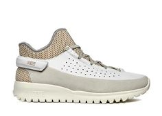 Druev Hi | White/Turtledove