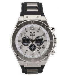 Reloj S&S Mod. SS-1905-OS2A Blanco