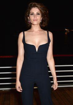 Gemma Arterton in Armani, Cannes 2014