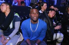 """Kevin Hart Hosts Super Bowl Party With Adrienne Bailon, Jennifer Williams & Peter Gunz- http://getmybuzzup.com/wp-content/uploads/2014/02/250917-thumb.jpg- http://getmybuzzup.com/kevin-hart-hosts-super-bowl-party-adrienne-bailon-jennifer-williams-peter-gunz/- By thejasminebrand Sunday night, Kevin Hart hosted a Super Bowl party at New York's Stage 48. Sonsored by Myx Fusions Moscato, attendee's included Bun B, Adrienne Bailon as well as """"Love & Hip Hop�"""